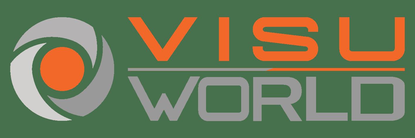 Website Logo Visu.World