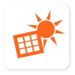 icon solarpanel