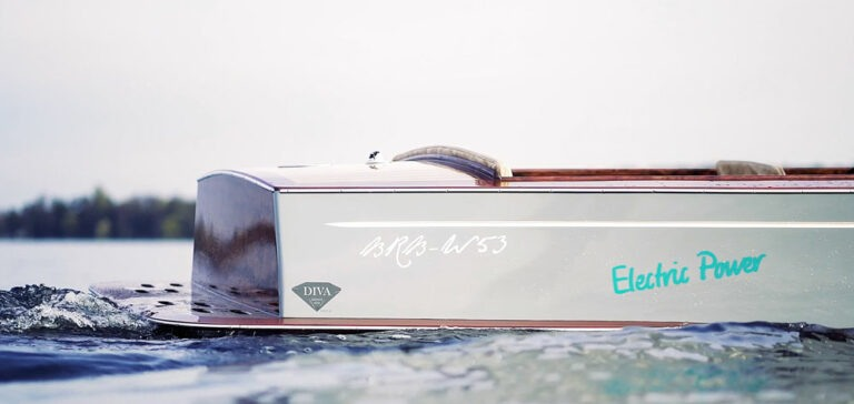 Foto VisuShip Projekte - Elektroboot