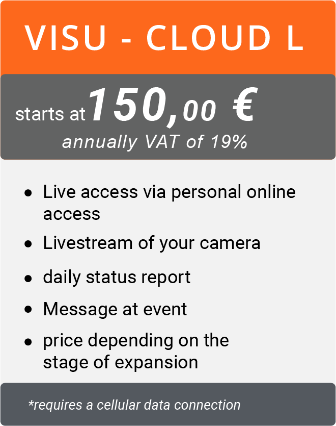 picture of Visu-Cloud L pricing