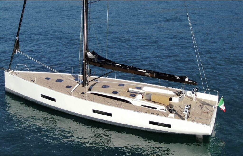 Segelyacht Solaris 60